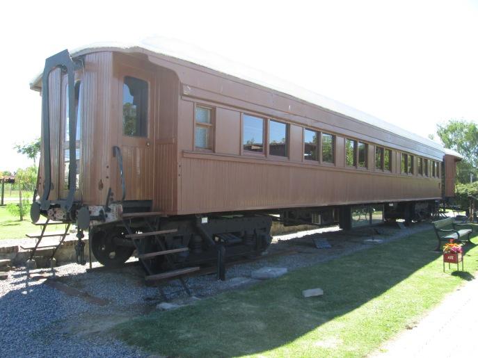 Museo del ferrocarril colonia