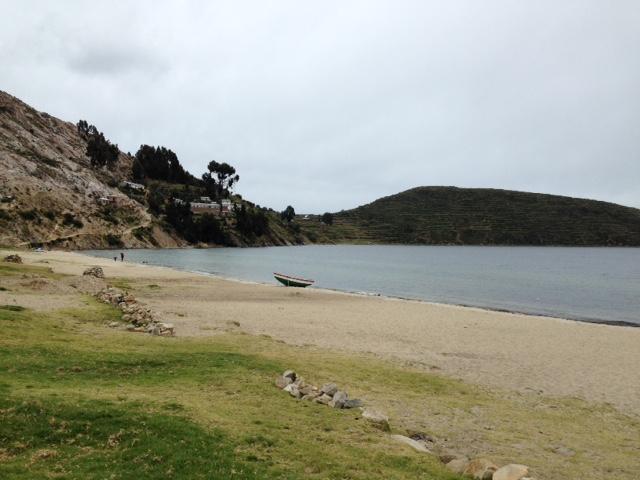 Playa Las Sirenas, Isla del Sol.