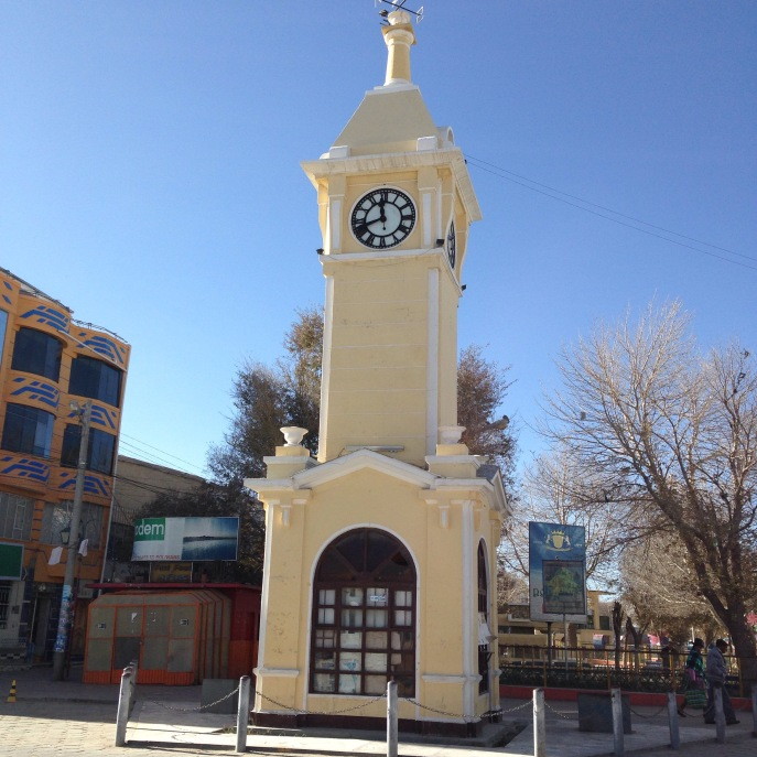 Reloj Público Uyuni